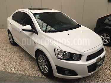Foto venta Auto usado Chevrolet Sonic  LTZ (2014) color Blanco precio $298.000