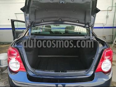Chevrolet Sonic LS usado (2016) color Azul precio $135,000