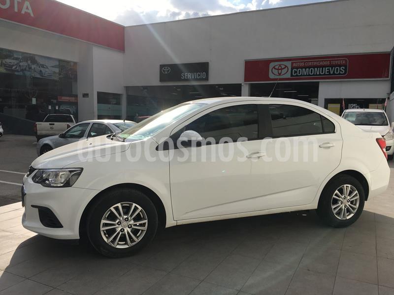 Chevrolet Sonic LT usado (2017) color Blanco precio $160,000