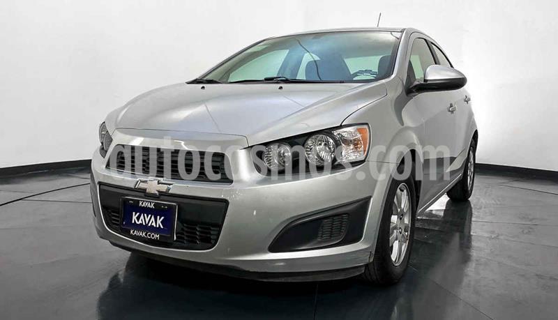 Chevrolet Sonic LT usado (2015) color Plata precio $137,999