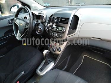 Chevrolet Sonic LTZ Aut usado (2012) color Plata Brillante precio $105,000