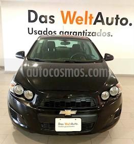 Foto Chevrolet Sonic LT usado (2015) color Negro precio $128,000