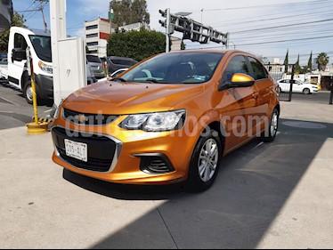 Chevrolet Sonic LT Aut usado (2017) color Naranja precio $172,000