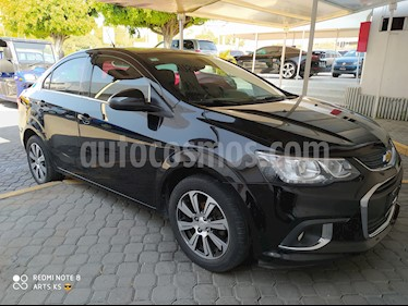 Chevrolet Sonic LTZ Aut usado (2017) color Negro precio $207,000