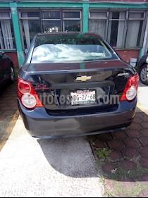 Foto Chevrolet Sonic LS usado (2016) color Azul Claro precio $135,000
