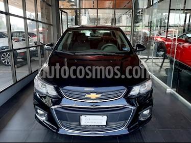 Chevrolet Sonic LTZ Aut usado (2017) color Negro precio $173,000