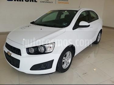 Foto Chevrolet Sonic Paq E usado (2016) color Blanco precio $160,000