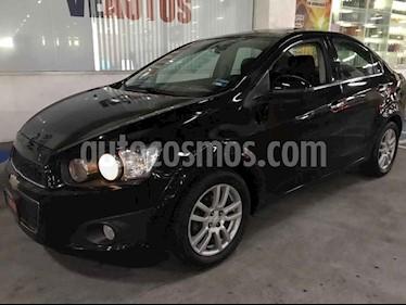 Chevrolet Sonic LTZ Aut usado (2016) color Negro precio $152,000