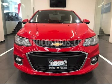 Chevrolet Sonic 4P LTZ TA A/AC. VE QC ABS BL F. NIEBLA RA-16 usado (2017) precio $215,000