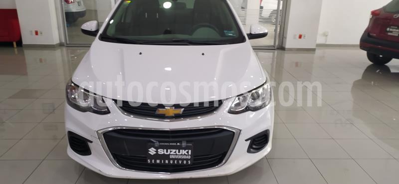 Chevrolet Sonic LT Aut usado (2017) color Blanco precio $159,000