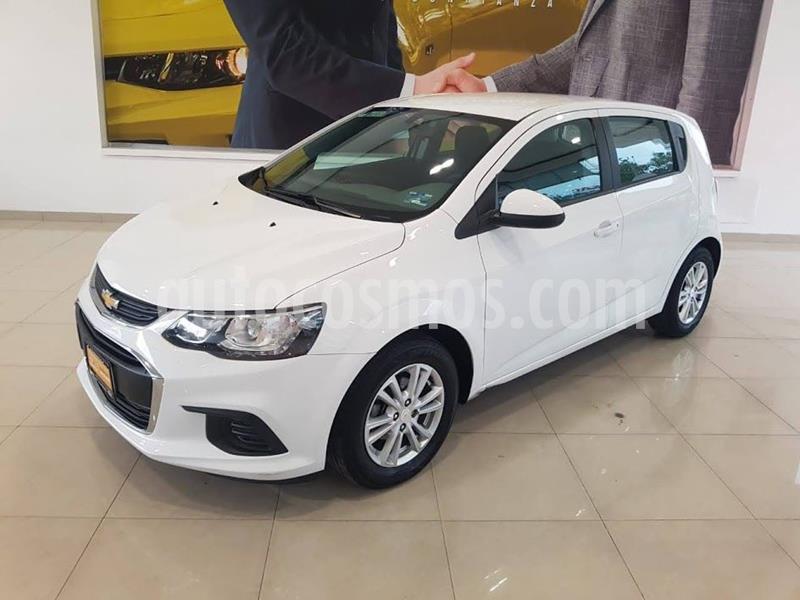 Chevrolet Sonic LT HB Aut usado (2017) color Blanco precio $168,280