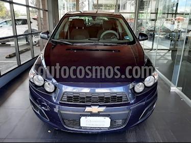 Chevrolet Sonic LT HB usado (2016) color Azul precio $129,000