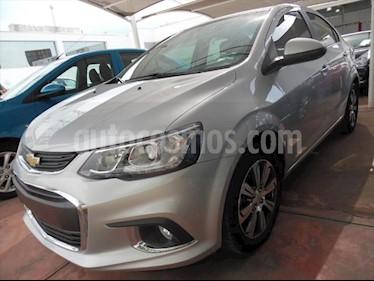 Chevrolet Sonic 4P PREMIER L4/1.6 AUT usado (2017) color Plata precio $179,900