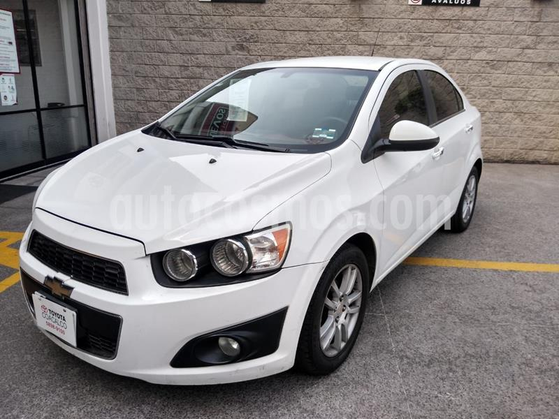 Chevrolet Sonic LTZ Aut usado (2012) color Blanco precio $105,000