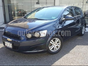 Chevrolet Sonic LT HB usado (2016) color Azul precio $148,000