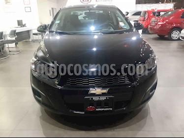 Chevrolet Sonic LS usado (2016) color Negro precio $139,000