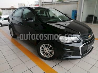 Foto Chevrolet Sonic LT usado (2017) color Negro precio $178,000