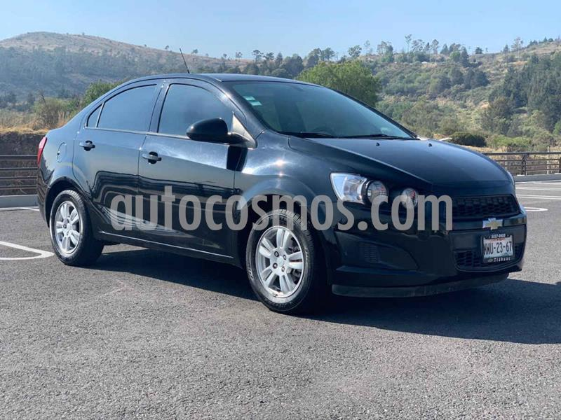 Chevrolet Sonic LT Aut usado (2016) color Azul precio $175,000