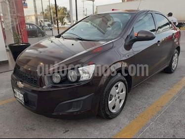 Chevrolet Sonic 4P LS TM5 A/AC. VE DEL. R-15 usado (2016) precio $155,000