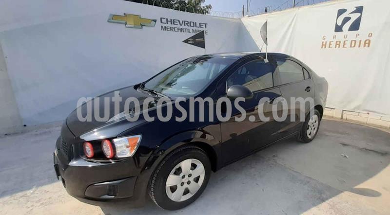 Chevrolet Sonic LS usado (2015) color Negro precio $125,000