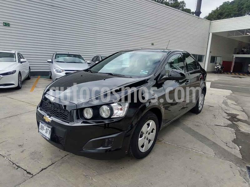 Chevrolet Sonic LS usado (2016) color Negro precio $135,000