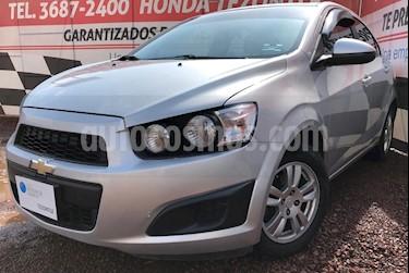 foto Chevrolet Sonic LT usado (2016) color Plata precio $155,000