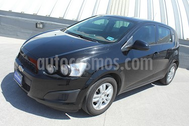 Chevrolet Sonic LT HB Aut usado (2016) color Negro precio $135,000