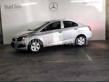 Foto Chevrolet Sonic LS usado (2015) color Plata precio $139,000