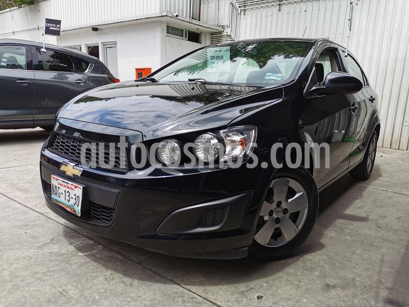 Chevrolet Sonic LS usado (2016) color Negro precio $130,000