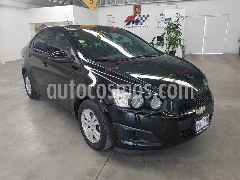 Chevrolet Sonic LT Aut usado (2016) color Negro precio $139,000