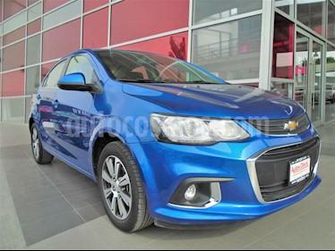 Chevrolet Sonic LTZ Aut usado (2017) color Azul precio $179,000