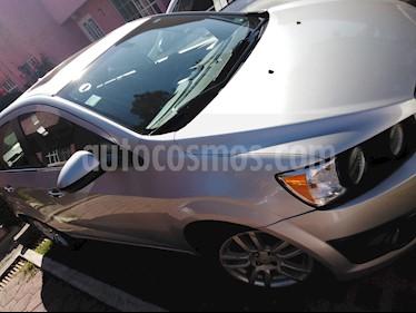 Chevrolet Sonic LTZ Aut usado (2012) color Gris precio $108,000