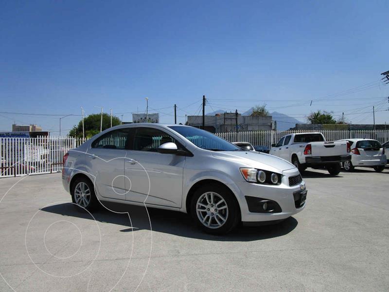 Foto Chevrolet Sonic LTZ Aut usado (2014) color Plata precio $138,000