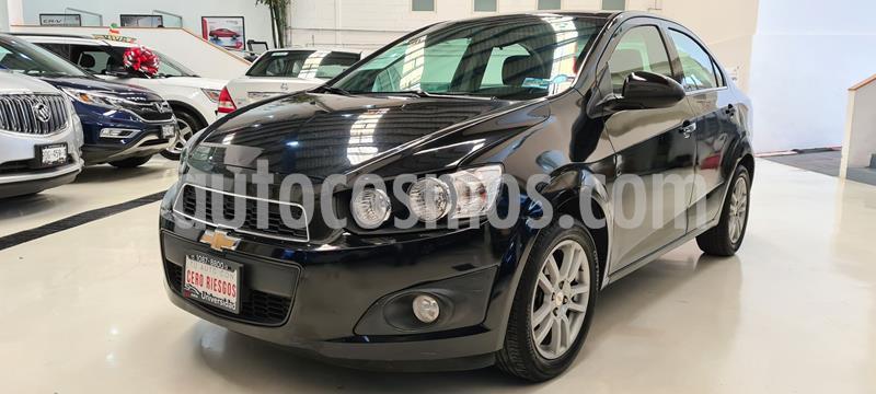 Chevrolet Sonic LTZ Aut usado (2016) color Negro precio $169,100