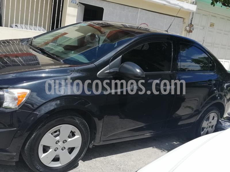 Chevrolet Sonic LS usado (2014) color Negro Carbon precio $104,000