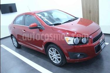 Chevrolet Sonic LTZ Aut usado (2012) color Rojo precio $105,000