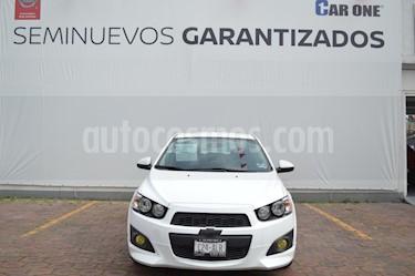 Foto Chevrolet Sonic LT usado (2016) color Blanco precio $152,000