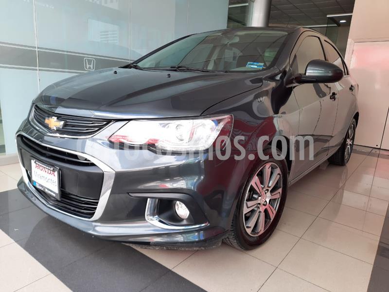 Foto Chevrolet Sonic Paq F usado (2017) color Gris precio $189,000