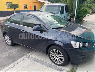 Chevrolet Sonic LTZ Aut usado (2016) color Azul precio $130,000