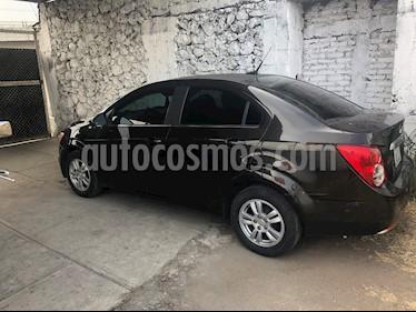Chevrolet Sonic LT Aut usado (2014) color Marron precio $100,000