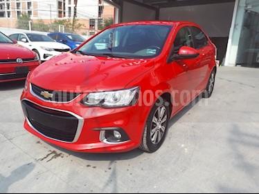 Foto Chevrolet Sonic LT Aut usado (2017) color Rojo precio $205,000