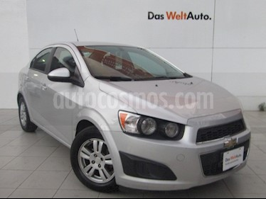 Chevrolet Sonic LT Aut usado (2014) color Plata precio $119,000