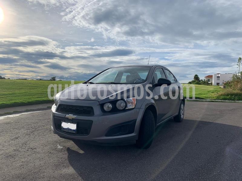 Chevrolet Sonic Paq A usado (2012) color Gris Urbano precio $100,000