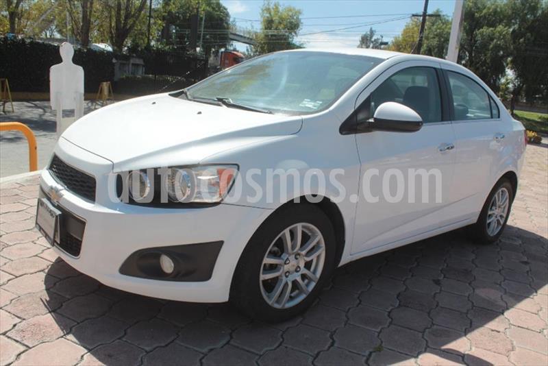 Chevrolet Sonic C 4P AUT A/A EE usado (2012) color Blanco precio $127,000