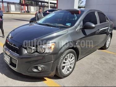Foto Chevrolet Sonic 4P LTZ L4/1.6 AUT usado (2015) precio $168,000