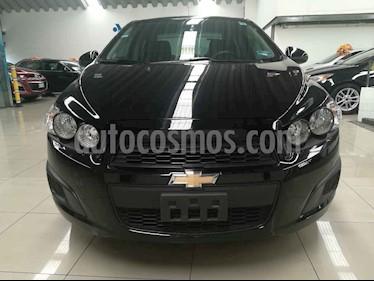 Foto Chevrolet Sonic LT Aut usado (2016) color Negro precio $165,000