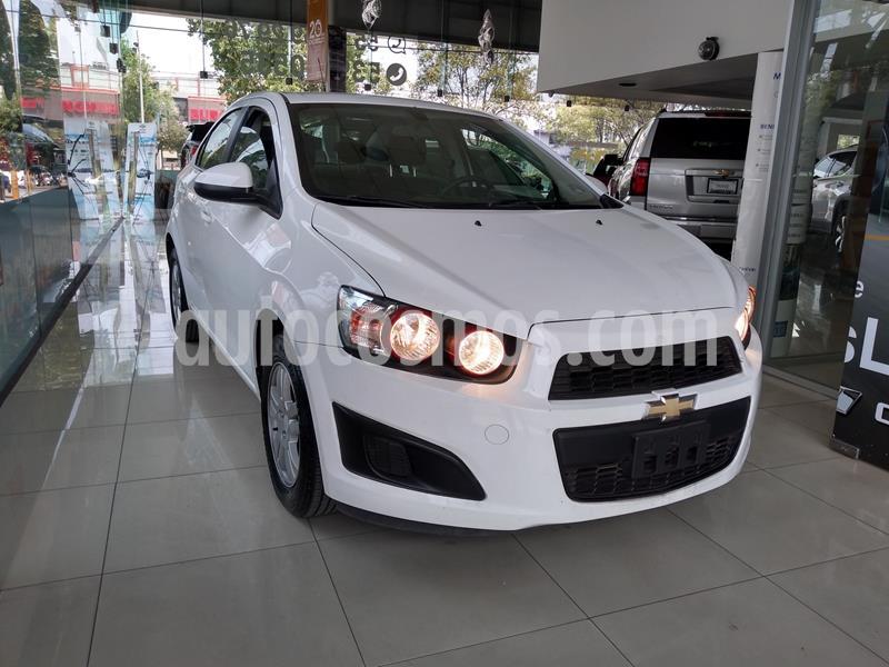 Chevrolet Sonic LT Aut usado (2016) color Blanco precio $152,000