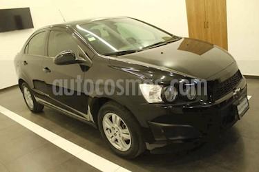 Chevrolet Sonic 4p LT L4/1.6 Man usado (2016) color Negro precio $168,000