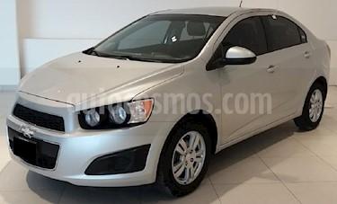 Chevrolet Sonic 4P LT L4/1.6 AUT usado (2013) color Plata precio $119,000