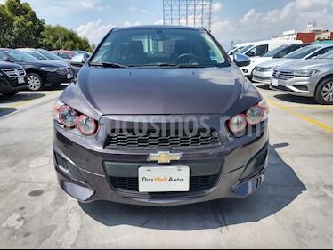 Chevrolet Sonic LT usado (2015) color Amatista Metalizado precio $139,000